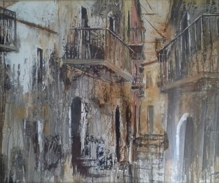 20180719-194543-1.jpg - Painting ©2018 by Luigi Torre -