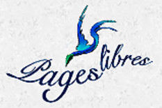 Pages Libres : logo - Drawing ©2002 by Laurence De Sainte-Maréville -
