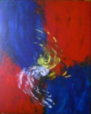 Painting ©2002 by Florent Houdet -  Painting