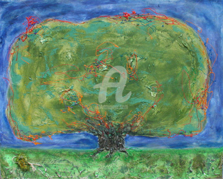 Tree of Life (children) (A.J.Miracle of Colours)