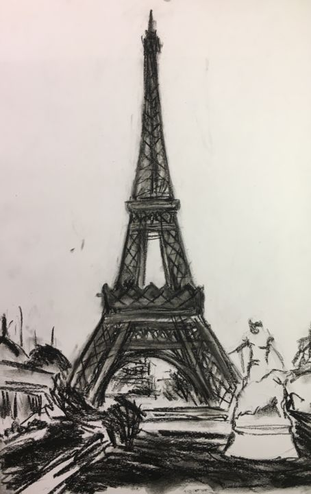 Essay: The Eiffel Tower