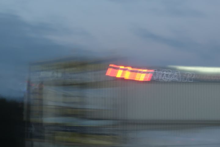 Courant d'air.... - Photography, ©2018 by Philippe Berthier -                                                                                                                                                                                                                                                                                                                                                              Abstract, abstract-570, Cityscape, mouvement, vitesse, filé, flou