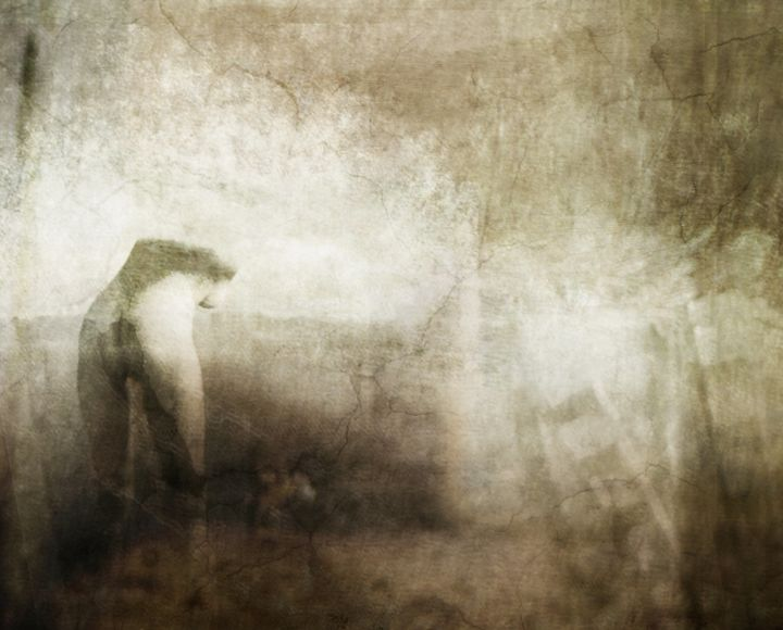 Photography, manipulated photography, surrealism, artwork by Philippe Berthier