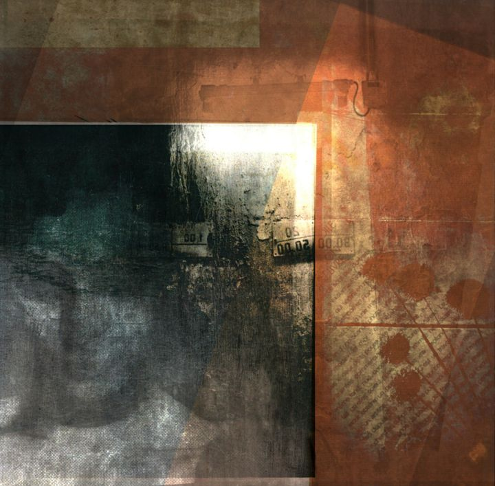 Digital Arts, other, surrealism, artwork by Philippe Berthier