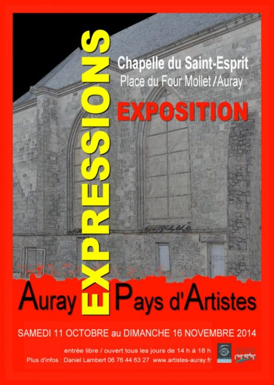exposition,  art,  auray