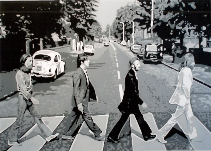 THE BEATLES ABBEY ROAD Ado