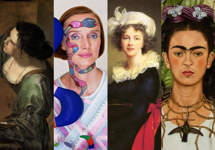 4 Extraordinarily Badass Women Who Changed the (Very Patriarchal) History of Art