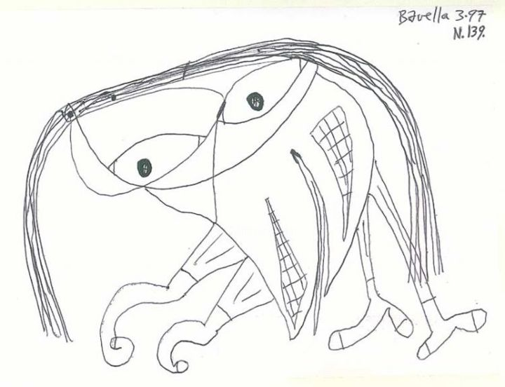 da_139_bavella.jpg - Drawing ©2006 by Laurent Bavella -