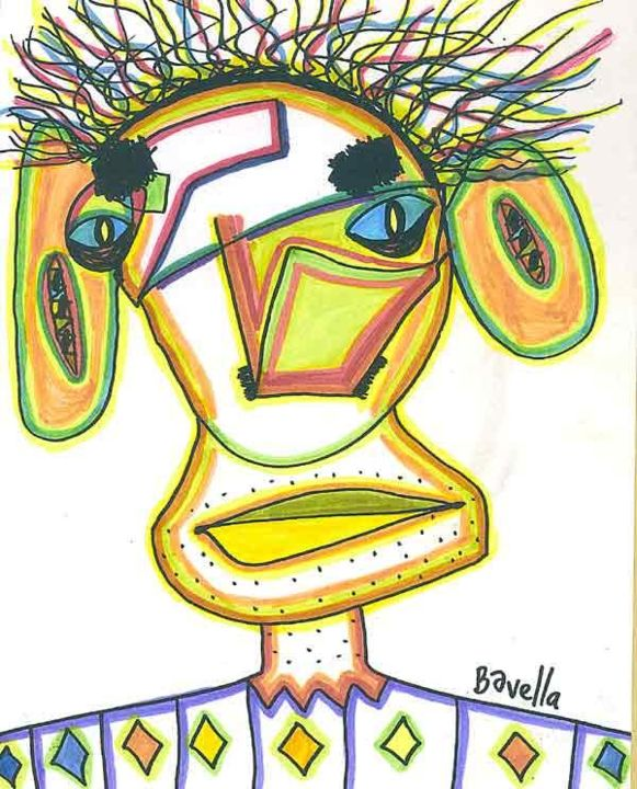 pe_1484_bavella.jpg - Drawing ©1999 by Laurent Bavella -
