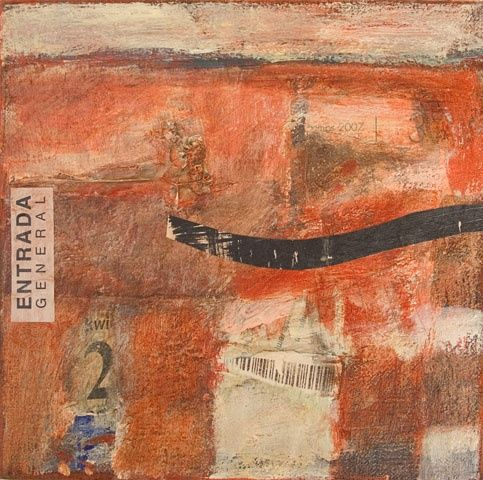 08 17 - Painting, ©2008 by Beata Wehr -