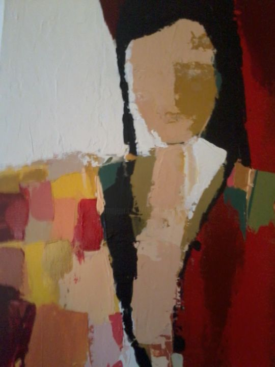 Sans titre - Painting ©2015 by Migliore -