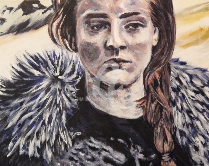 Sansa Stark - ©  Game of Thrones, GOT, Sansa, Sansa Stark Online Artworks