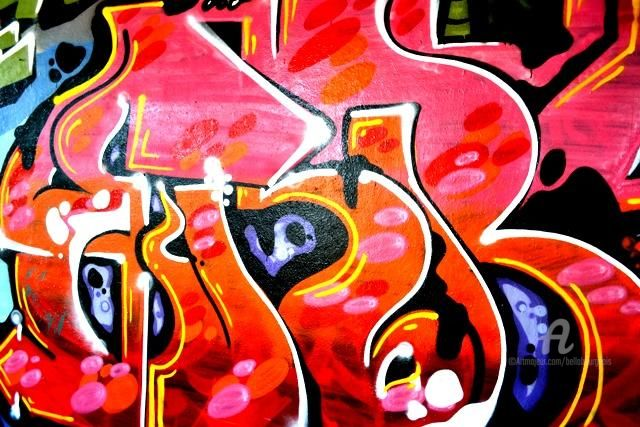 Key Biscayne Graffiti - Photography ©2012 by Bella Bourgeois -