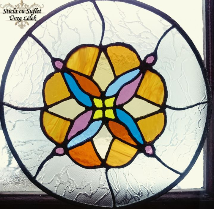 Stained Gl Window Decoration
