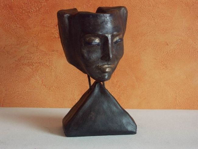 Sculpture,  7 x 14 x 22 cm ©2009 by MALYA -  Sculpture
