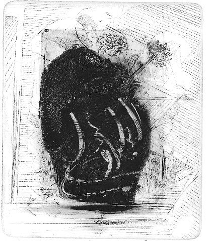 Sans titre - Drawing, ©2007 by ABOL -