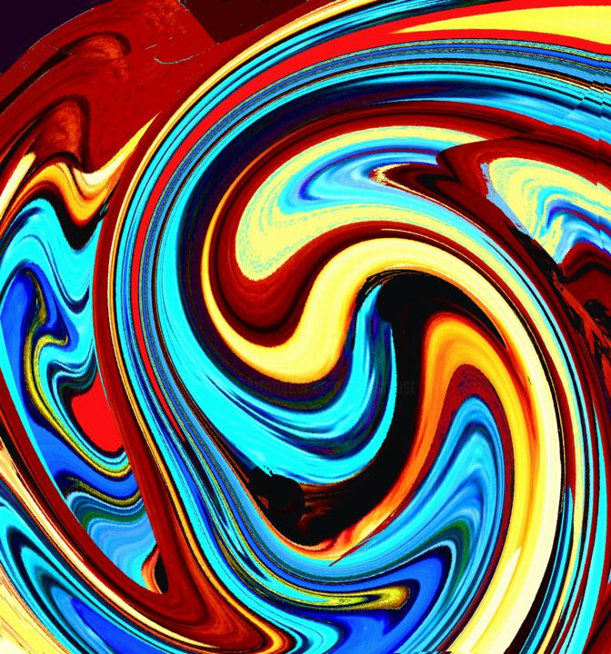 The Light Movement Digital Arts By Peter Jalesh Artmajeur
