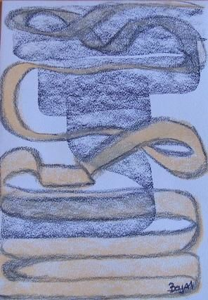 Drawing,  29,7 x 42 cm ©2004 by  Boya -  Drawing