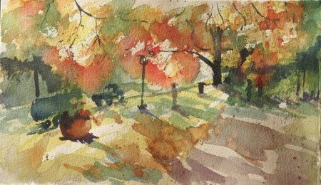 Northeast Watercolor Society Show