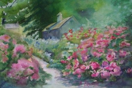 Connecticut Watercolor Society - Spring 2009