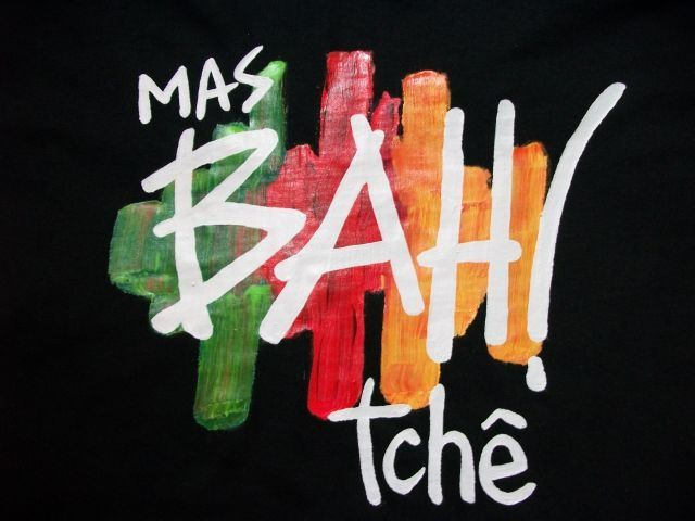 mas bah! - Painting ©2012 by Javier Rebellato -