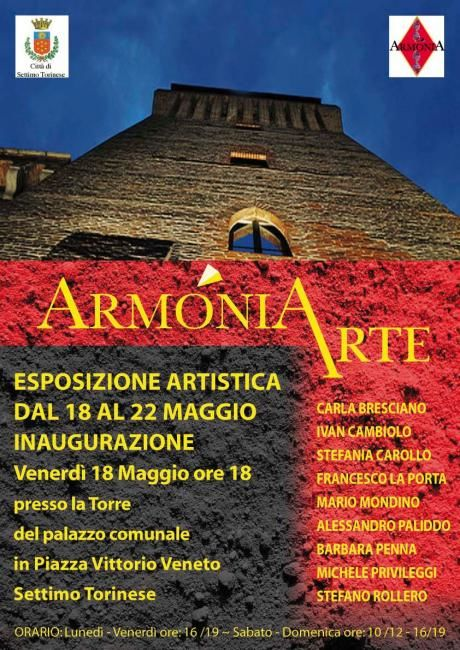 Mostra collettiva TORRE MEDIOEVALE Settimo Tor. - Painting, ©2012 by Arte, l'artista ..... -