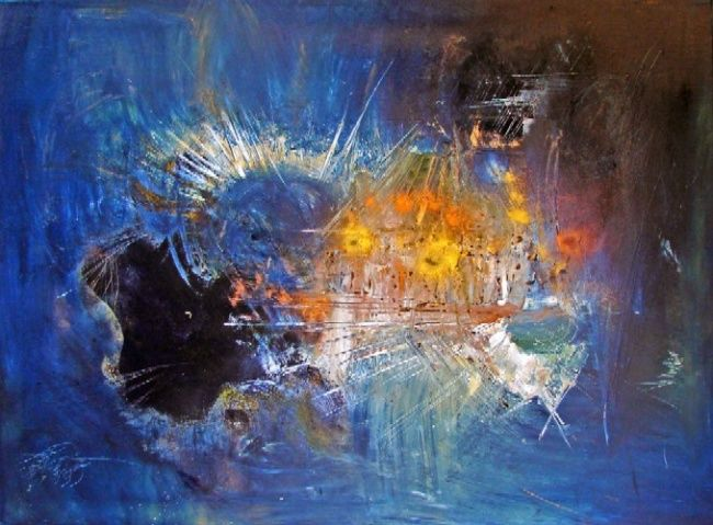 80 x 60 cm - ©2007 by Anonymous Artist