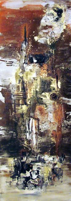 20 x 60 cm - ©2007 by Anonymous Artist
