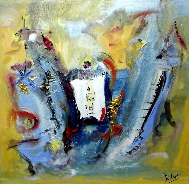 50 x 50 cm - ©2006 by Anonymous Artist
