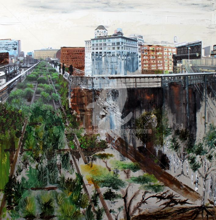 NY High line 3 - ©  New York, High line Online Artworks