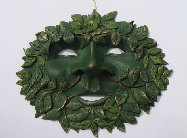 anonymous green man - photo #16
