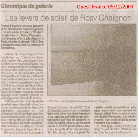 Ouest-France 2004