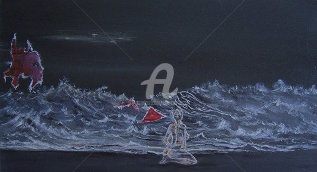 80 x 40 cm - ©2011 by Anonymous Artist