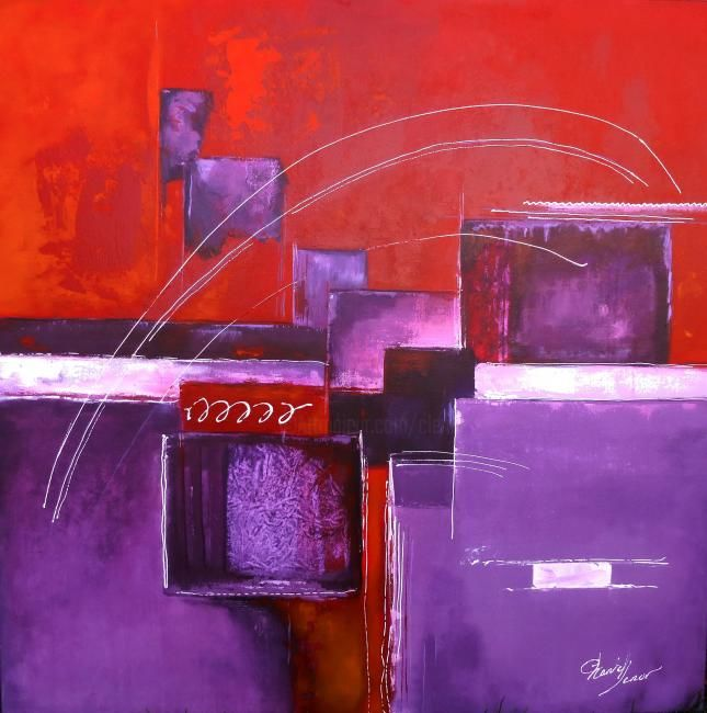 80 x 80 cm - ©2012 by Anonymous Artist
