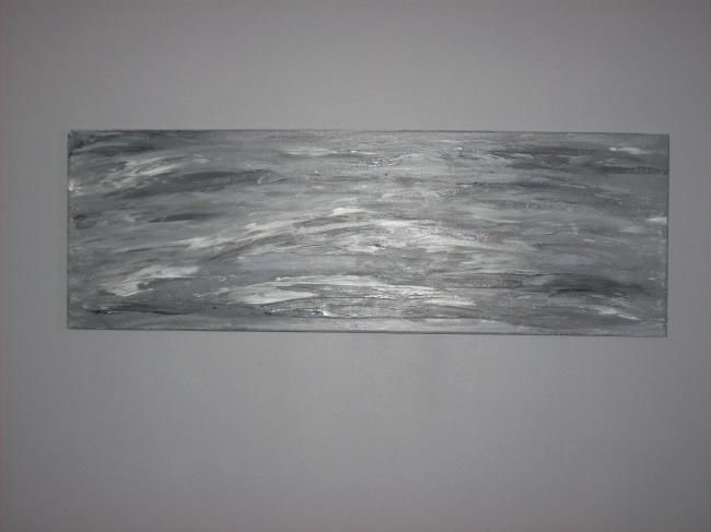Painting,  30 x 90 cm ©2012 by ibe ibe -  Painting