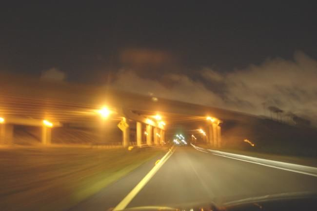 """Photography titled """"595 road"""" by Paul Constantinides, Original Art,"""