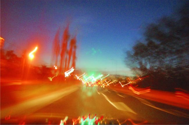 """Photography titled """"magic drive"""" by Paul Constantinides, Original Art,"""