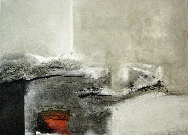 11.1.11 - Painting ©2011 by CORI  SCHUBERT -                        Contemporary painting