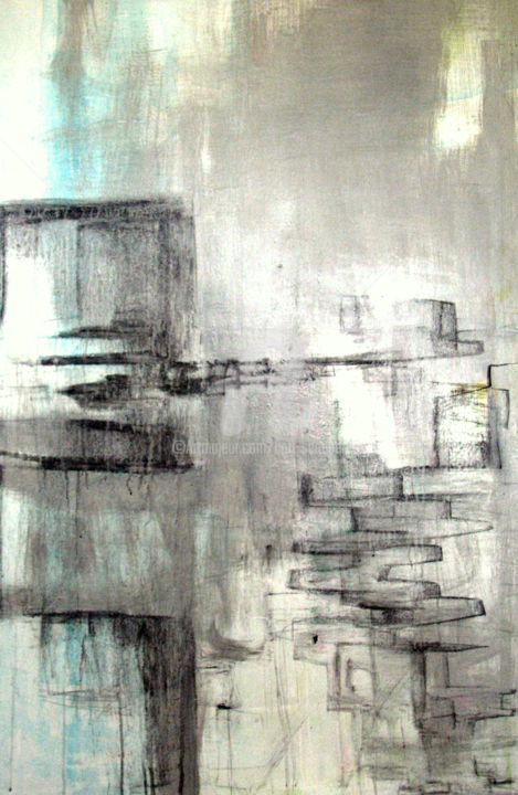 infinitio - Painting ©2011 by CORI  SCHUBERT -