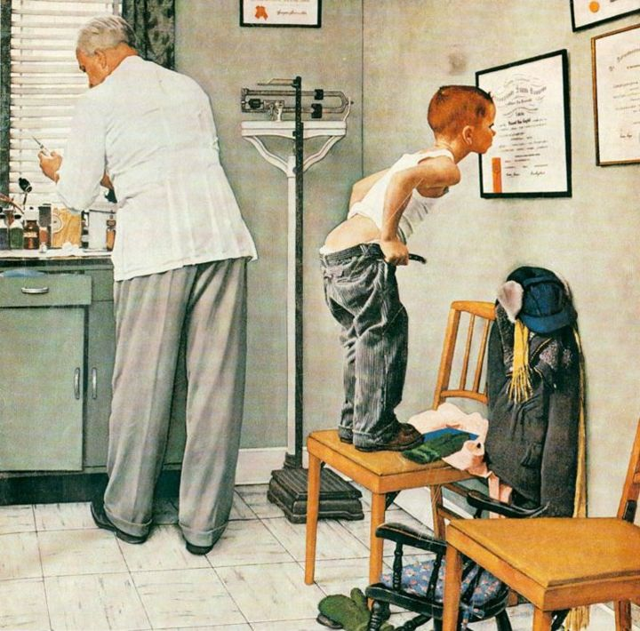 rockwell-before-the-shot-1958.jpg
