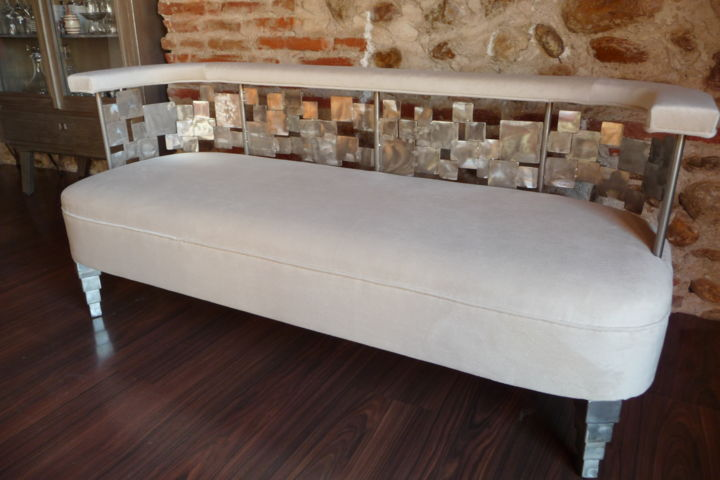 banquette - ©  banquette, mobilier, design, designer furniture, bench Online Artworks
