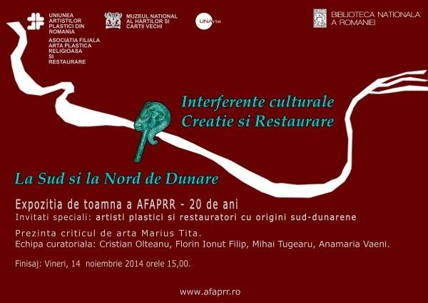 """Closing ceremony at Autumn Exhibition of AFAPRR """"Cultural interference - Creation and Restoration on the South and North of the Danube"""""""
