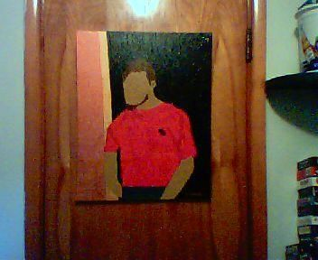 """Painting titled """"Clarence's Dream"""" by Carl Dabbah, Original Art, Oil"""
