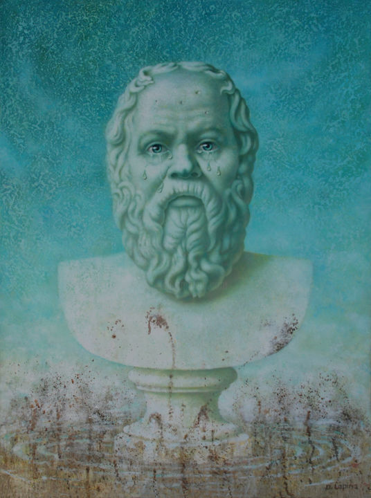 Socrates Painting
