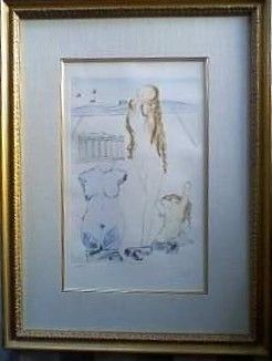 """Printmaking titled """"Title Unknown 2"""" by Edward Friedman, Original Art, Other"""