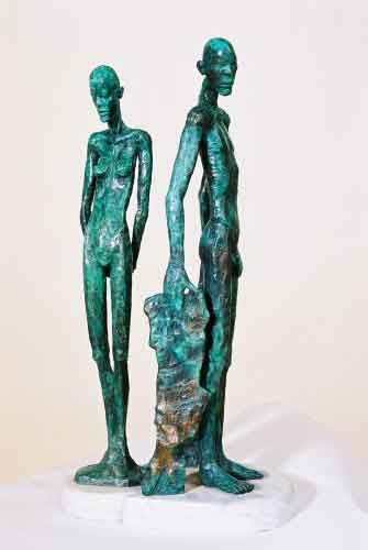 bronze - Sculpture ©2006 by Serge Dardenne -