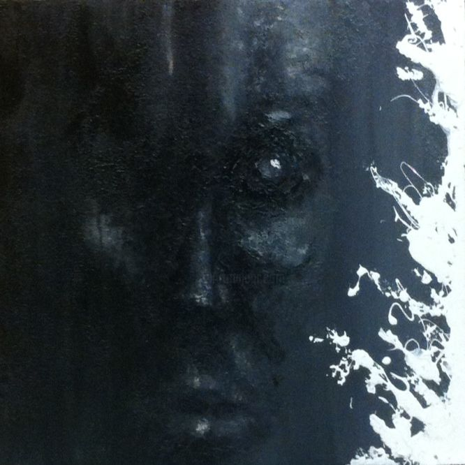 """Painting titled """"""""That By A Sin Devo…"""" by Niall Parkinson, Original Art,"""