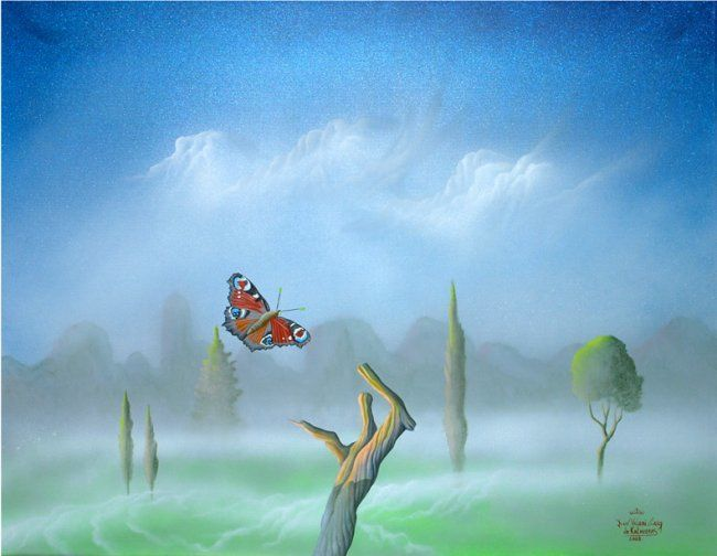 """Painting titled """"From a series of pi…"""" by Don Valeri Grig De Kalaveras, Original Art, Oil"""
