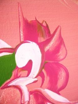 detail 36 - Painting, ©2007 by FINE A. DEL -