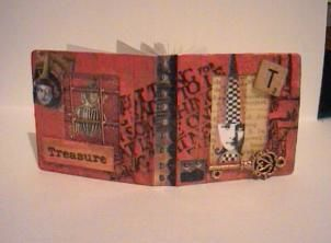 """Collages titled """"tinybook_1.jpg"""" by Denise, Original Art,"""